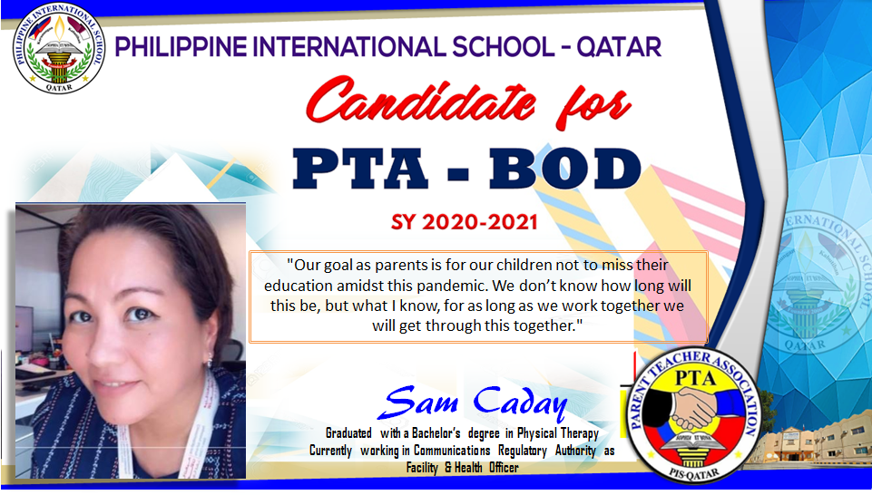 Candidate Caday