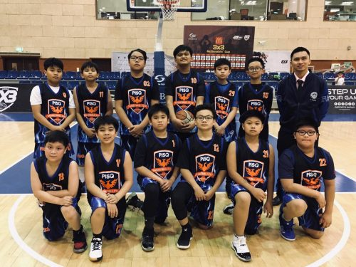 The Varsity players, level 2 for Qatar Sports Olympics who played last February 5, 2020 is bound for the championship round.