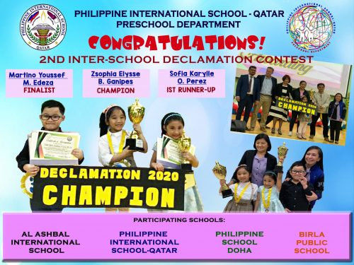 Declamation Contest2