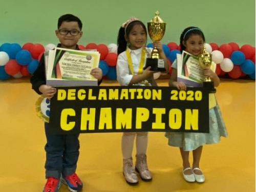 Preschool Academic Olympiad 2020